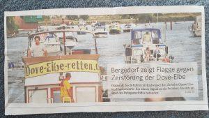 Bergedorfer Zeitung am 25.07.2020